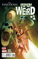 Disney Kingdoms Seekers of the Weird Vol 1 1