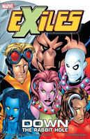 Exiles TPB Vol 1 1 Down the Rabbit Hole