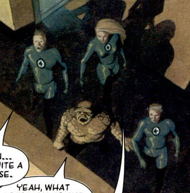 Fantastic Four (Earth-77119)