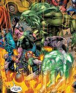Gamma Flight (Alpha Flight Space Program) (Earth-616) from Immortal Hulk Vol 1 47 001