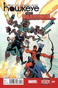 Hawkeye vs. Deadpool Vol 1 4