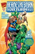 Heroes Reborn The Return Vol 1 2