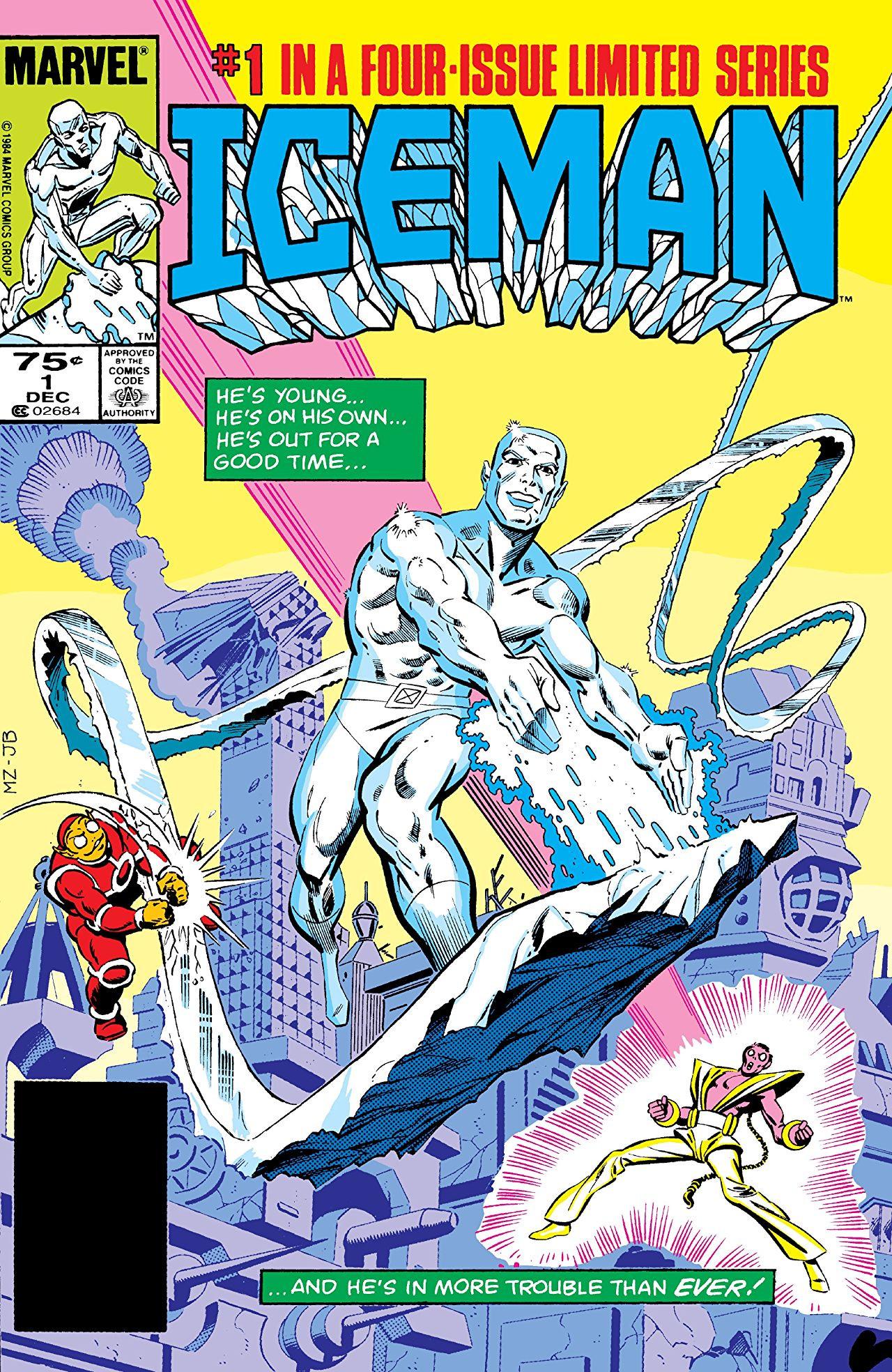 Iceman Vol 1 1