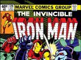 Iron Man Vol 1 129
