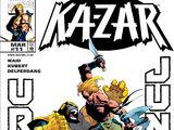 Ka-Zar Vol 3 11