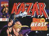 Ka-Zar Vol 3 19