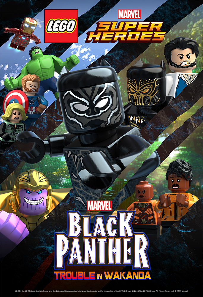 LEGO Marvel Super Heroes – Black Panther Trouble in Wakanda poster 001.jpg