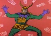 Loki Laufeyson (Earth-600026)