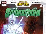 Lords of Empyre: Swordsman Vol 1 1