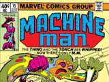 Machine Man Vol 1 15