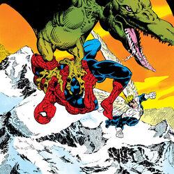 Marvel Fanfare Vol 1 1