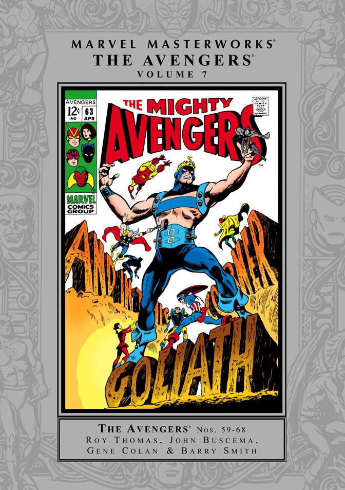 Marvel Masterworks: Avengers Vol 1 7