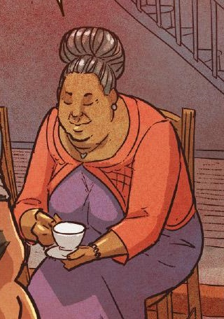 Mrs. Hillman (Earth-616)