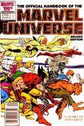Official Handbook of the Marvel Universe Vol 2 14