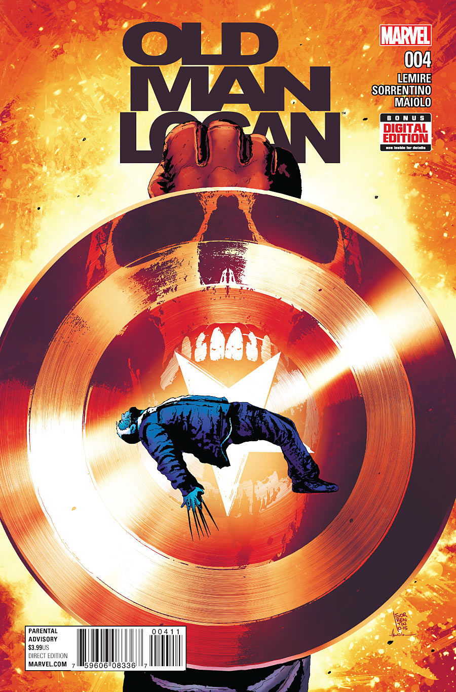 Old Man Logan Vol 2 4