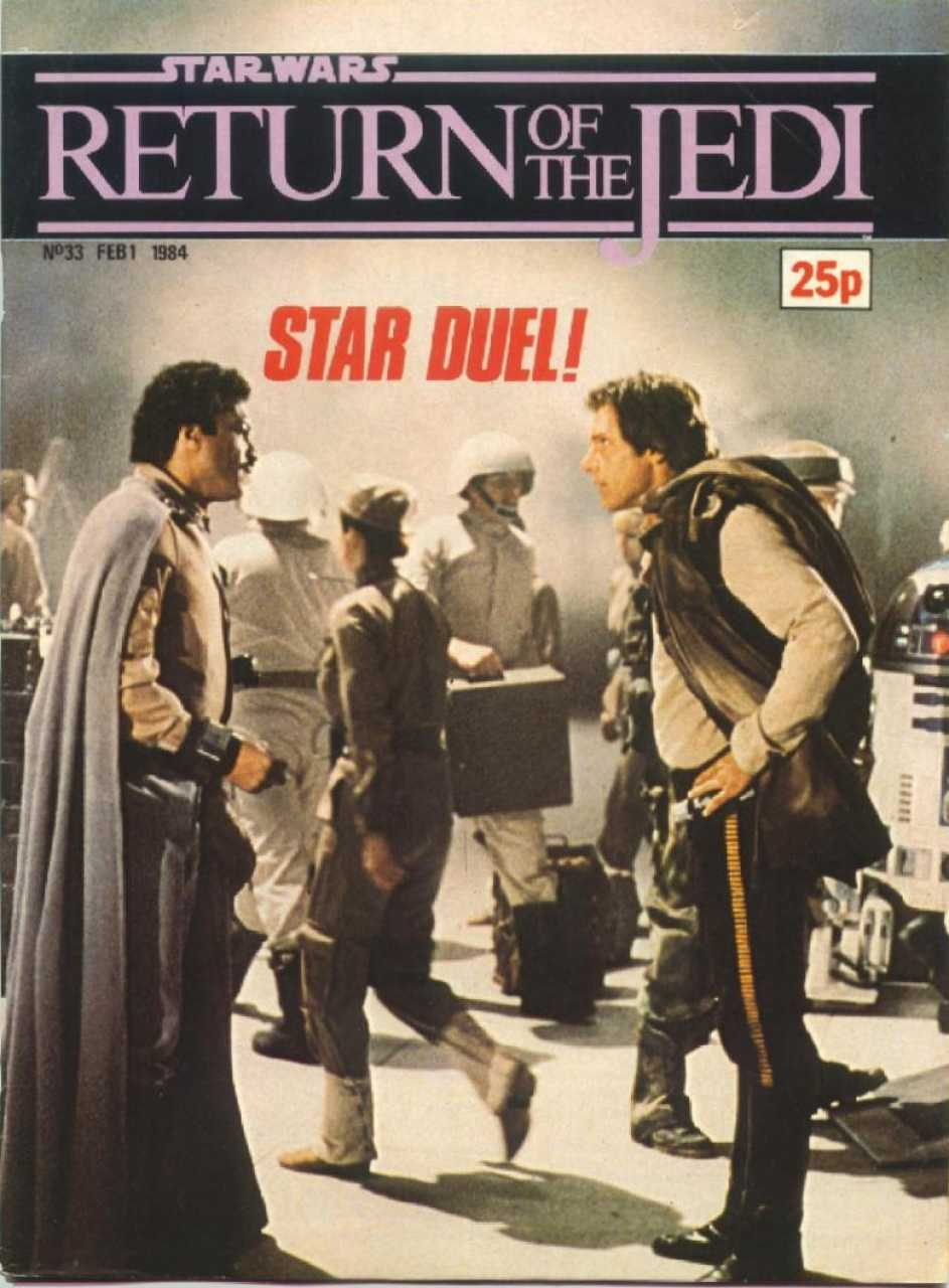 Return of the Jedi Weekly (UK) Vol 1 33