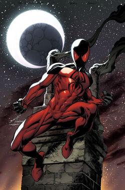 Scarlet Spider Vol 2 1 Bagley Variant Textless.jpg