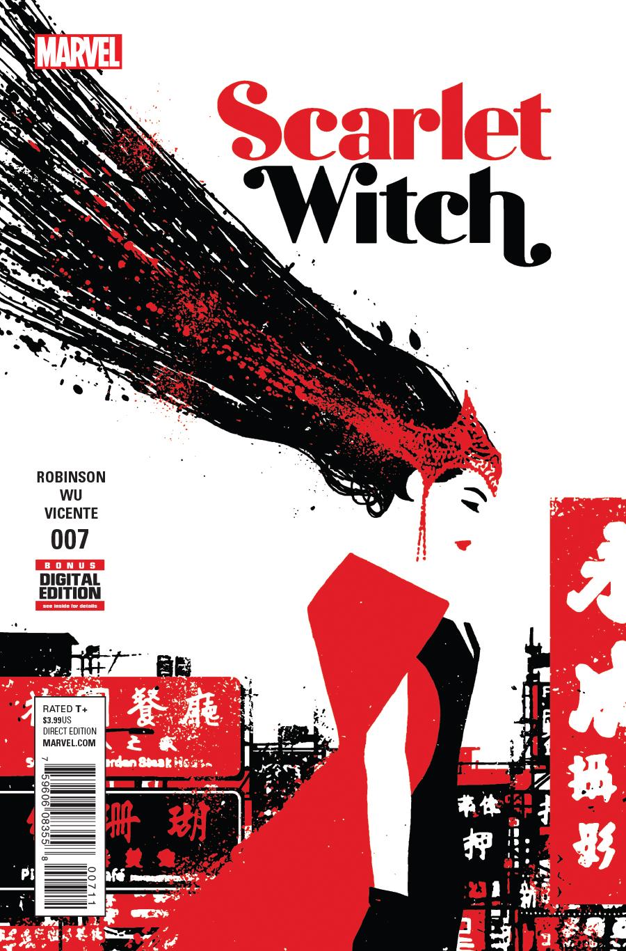 Scarlet Witch Vol 2 7