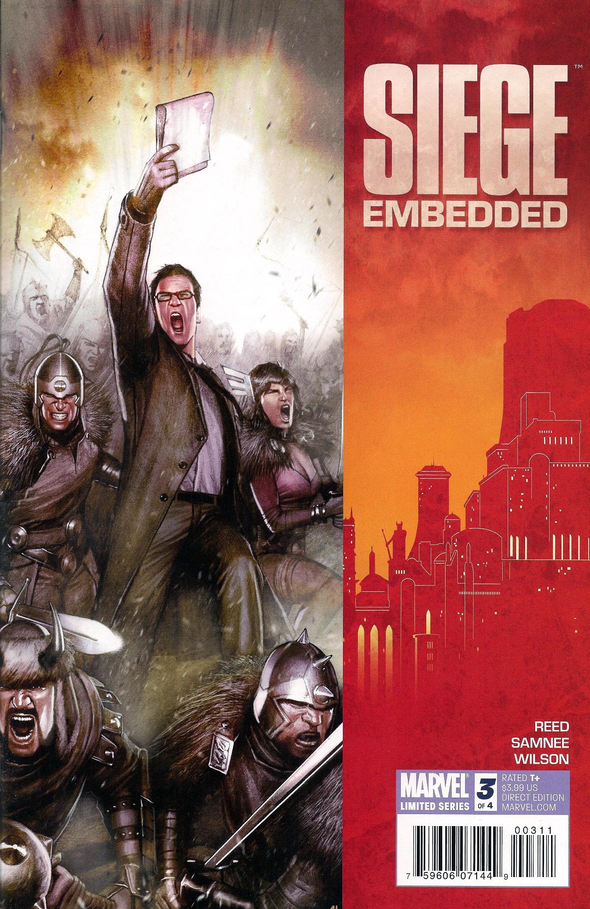 Siege: Embedded Vol 1 3