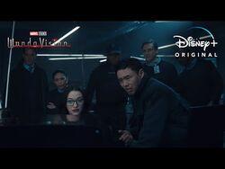 Sitcom Clip - Marvel Studios' WandaVision - Disney+