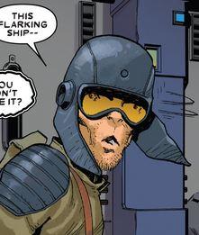 Snare (Thanos) (Earth-616)