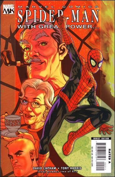 Spider-Man: With Great Power... Vol 1 2
