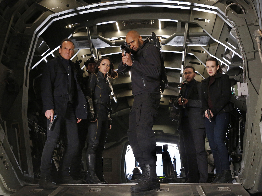 Marvel's Agents of S.H.I.E.L.D. Season 4 14