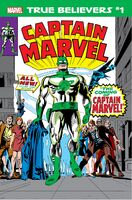 True Believers Captain Mar-Vell Vol 1 1
