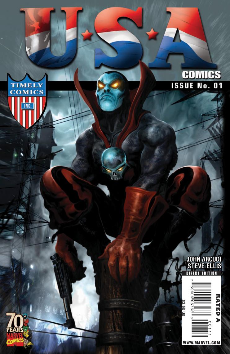 USA Comics 70th Anniversary Special Vol 1 1