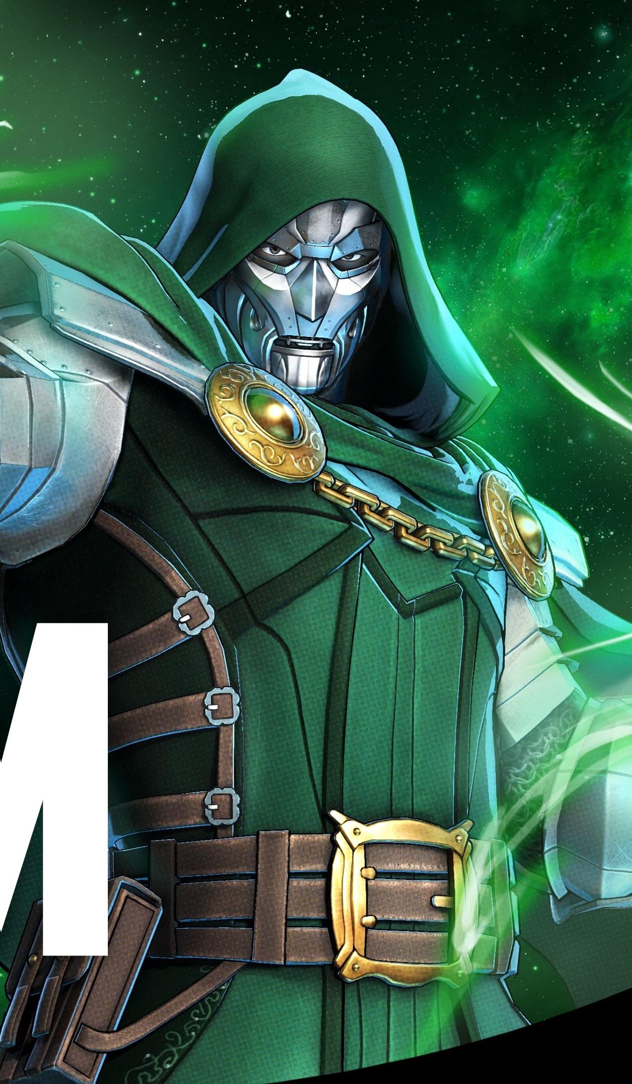 Victor von Doom (Earth-TRN765)