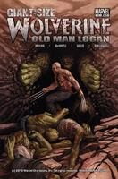 Wolverine Old Man Logan Giant-Size Vol 1 1