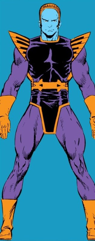 Zarek (Earth-616)