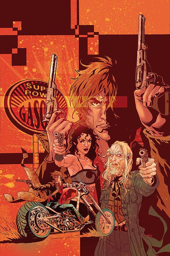 Renegades (Criminals) (Earth-616)/Gallery