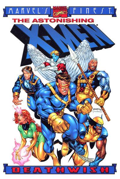 Astonishing X-Men: Death Wish TPB Vol 1