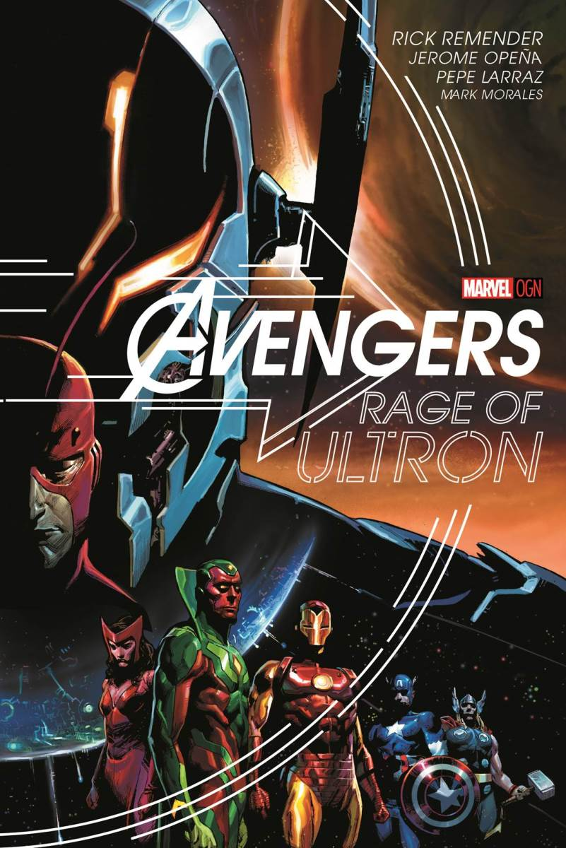 Avengers: Rage of Ultron Vol 1