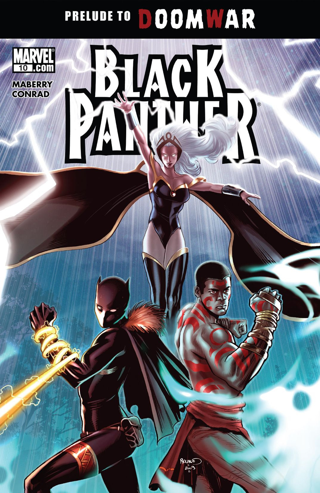 Black Panther Vol 5 10