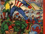 Captain America Comics Vol 1 NN