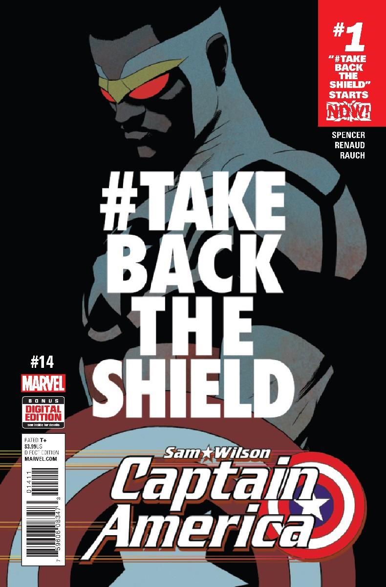 Captain America: Sam Wilson Vol 1 14