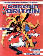 Captain Britain Vol 2 3