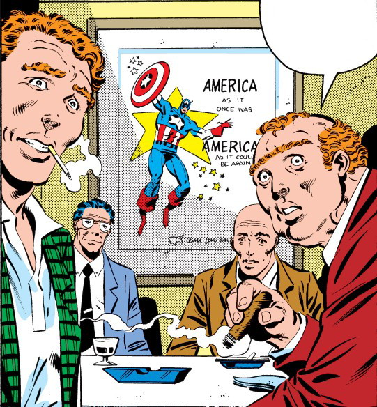 Coalition for an Upstanding America (Earth-616)/Gallery