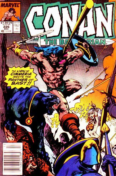 Conan the Barbarian Vol 1 226