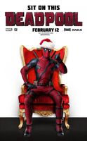 Deadpool (film) poster 002
