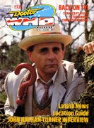 Doctor Who Magazine Vol 1 153