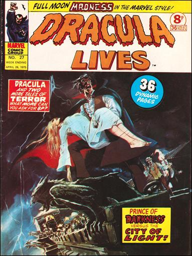 Dracula Lives (UK) Vol 1 27