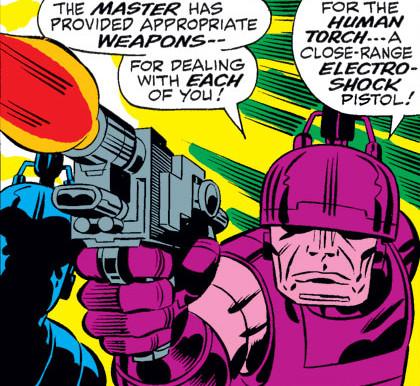 Electro-Shock Pistol