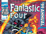 Fantastic Four Annual Vol 1 1999