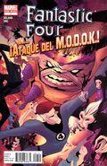 Fantastic Four in ¡Ataque del M.O.D.O.K.! Vol 1 1