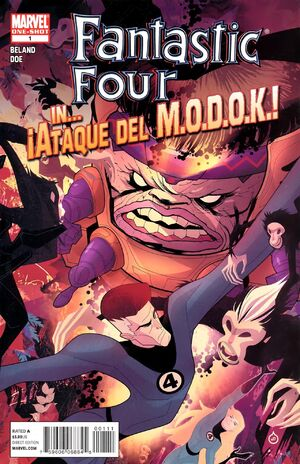Fantastic Four in ¡Ataque del M.O.D.O.K.! Vol 1 1.jpg