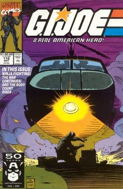G.I. Joe: A Real American Hero Vol 1 112