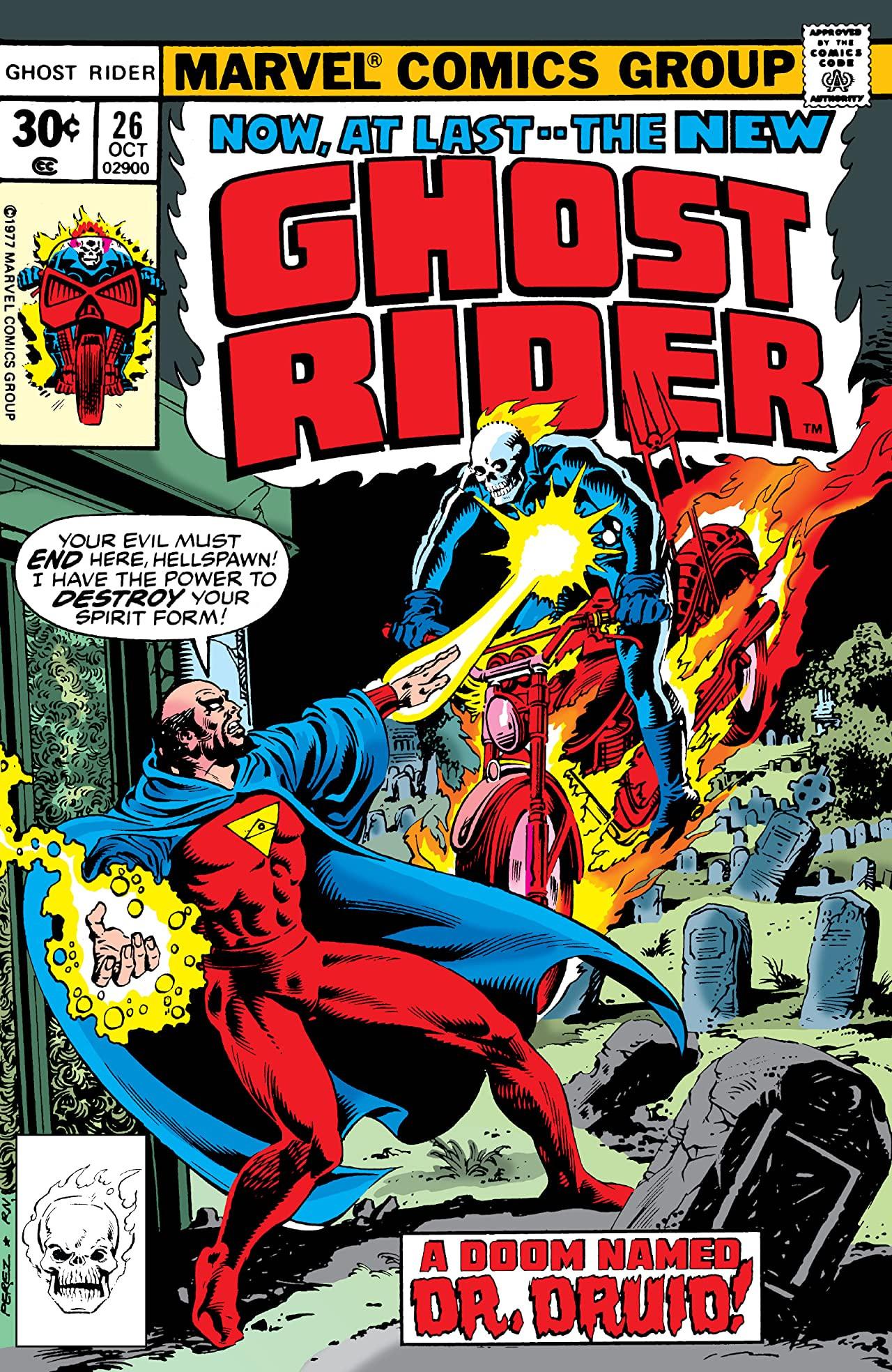 Ghost Rider Vol 2 26